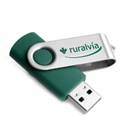 Picture of Swivel USB Flash Drive - Revolution