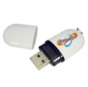 Picture of Flat Oval USB Flash Drive
