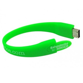Picture of Bracelet USB Flash Drive