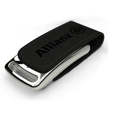 Picture of Exclusive Leather USB Flash Drive