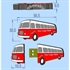 Picture of Bus Shape USB Drive