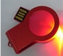 Picture of Twist USB Flash Disk with Light