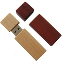Picture of Wooden USB Drive - retangle