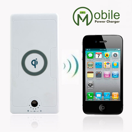 Picture of High Capacity Qi Wireless Power Bank 6000mah