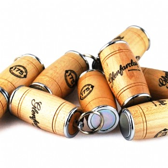 Picture of Wooden Barrel USB Flash Drive