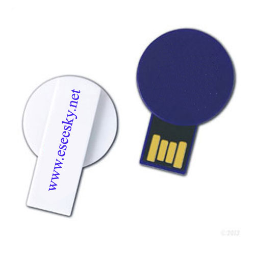 Picture of Round Clip USB flash drive