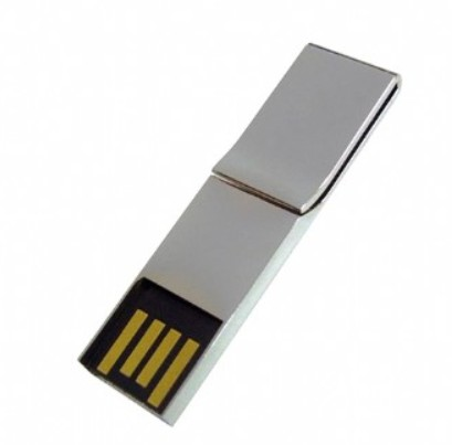 Picture of Mini Metal Clip USB Drive