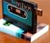 Picture of Cassette Shape USB Flash Drive