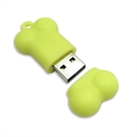 Picture of Rubber Bone USB Flash Drive