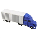Picture of Rubber Truck USB Flash Drive
