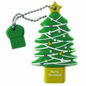 Picture of Christmas Tree USB Flash Drive