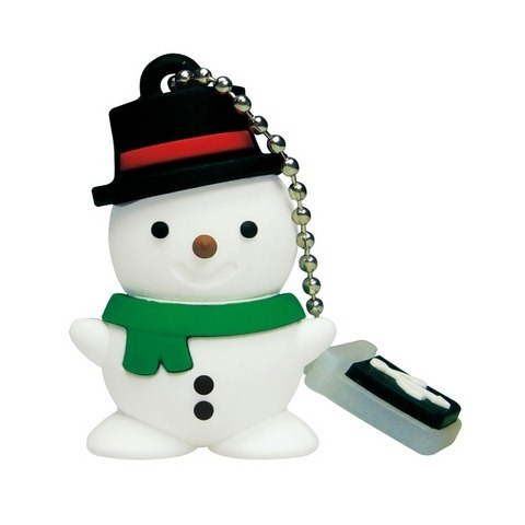 Picture of Snowman USB Flash Drive