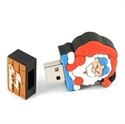 Picture of Santa USB Flash Drive