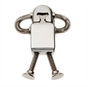 Picture of Metallic Robot USB Flash Drive