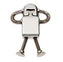 Picture of Metallic Robot USB Flash Drive