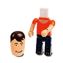 Picture of Athlete USB People Drive