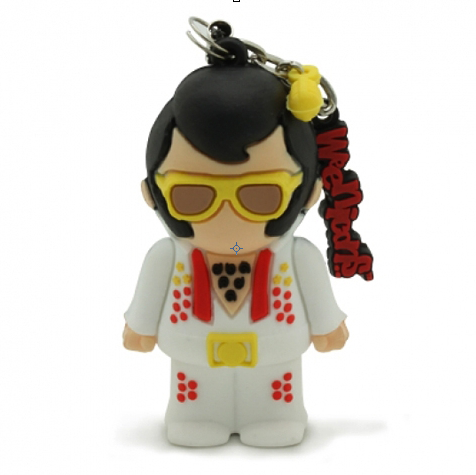 Picture of Elvis USB People Drive