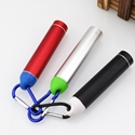 Picture of Copy of Portable mountaineering buckle metal gift power bank 2600mah MD-068